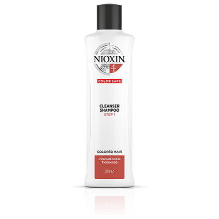 System 4 Cleanser - 300ml - Belle Hair Extensions
