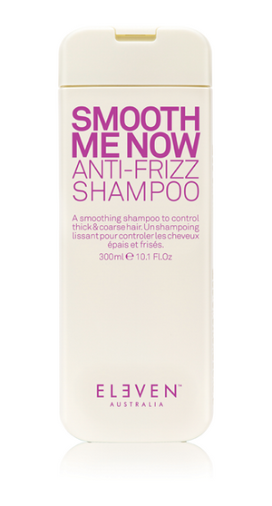 Smooth Me Now Anti Frizz Shampoo - 300ML - Belle Hair Extensions