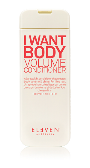 I Want Body Volume Conditioner - 300ML - Belle Hair Extensions