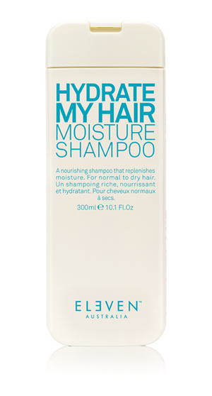 Hydrate My Hair Moisture Shampoo - 300ML - Belle Hair Extensions
