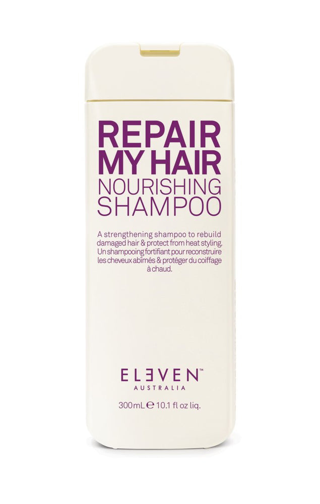 Load image into Gallery viewer, Eleven Australia Repair My Hair Nourishing Shampoo - Belle Hair Extensions