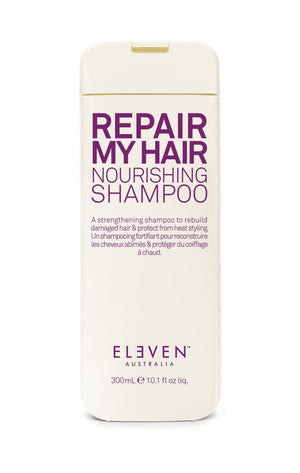 Eleven Australia Repair My Hair Nourishing Shampoo - Belle Hair Extensions