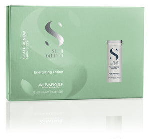 Alfaparf Semi Di Lino Scalp Energizing Lotion 12x10ml