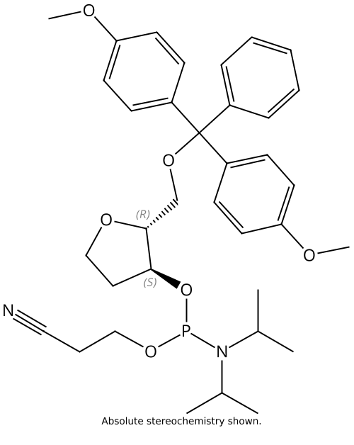 Abasic Phosphoramidite