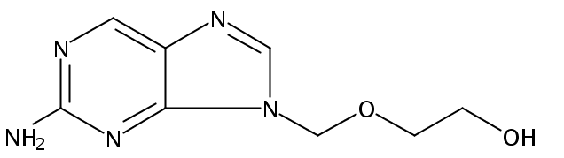 6-Deoxyacyclovir