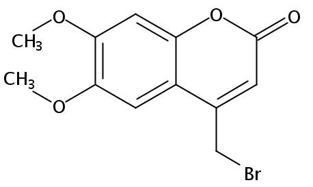 4-Bromomethyl-6,7-dimethoxycoumarin