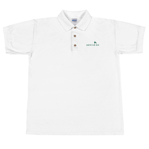 American Bar Embroidered Polo Shirt