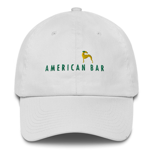 American Bar Embroidered Hat