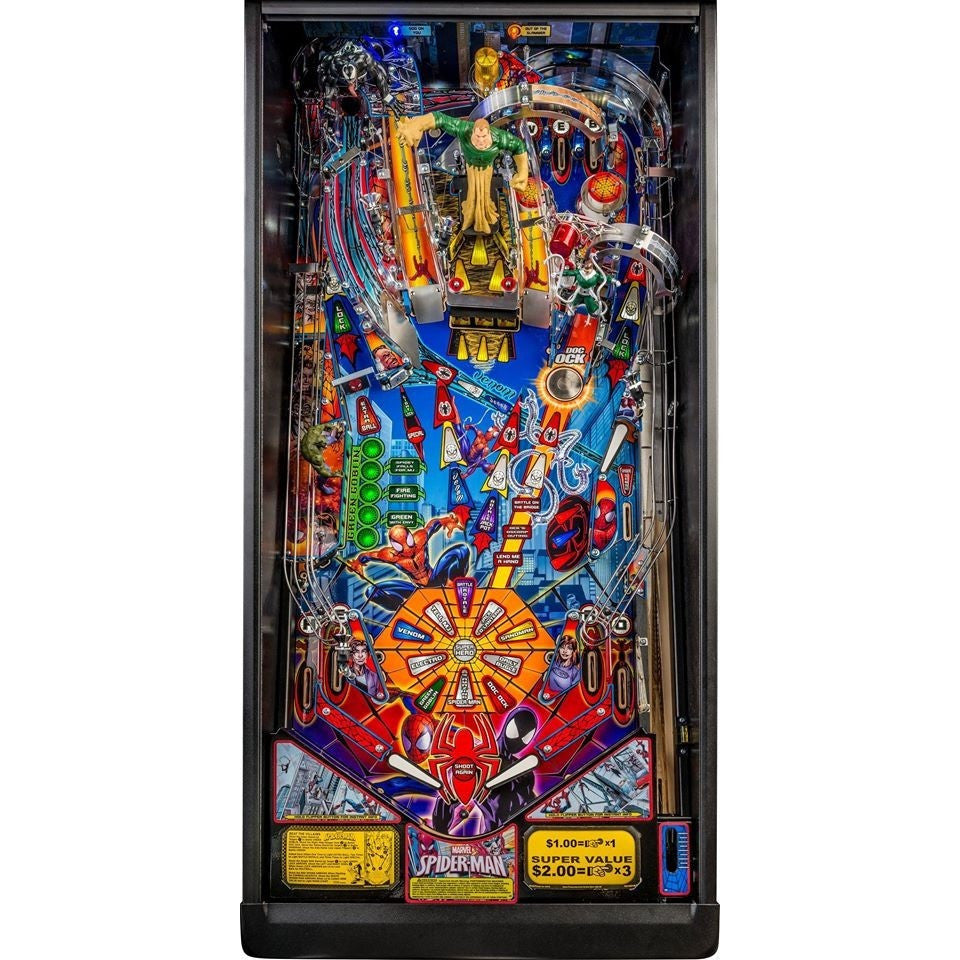 Spiderman Vault Premium