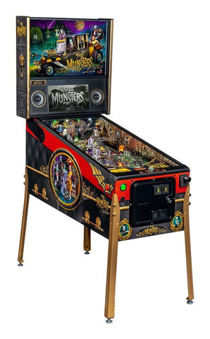 Munsters Limited Edition Pinball