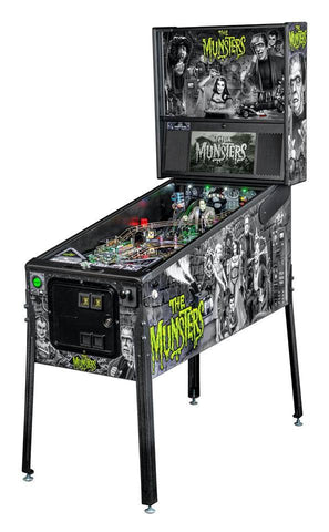 Munsters Premium Pinball - Deposit Only