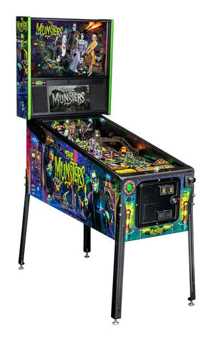 Munsters Pro Pinball - Deposit Only