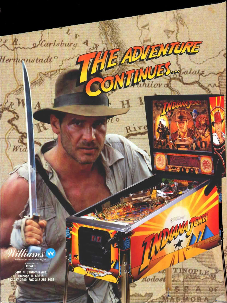 Indiana Jones - Williams