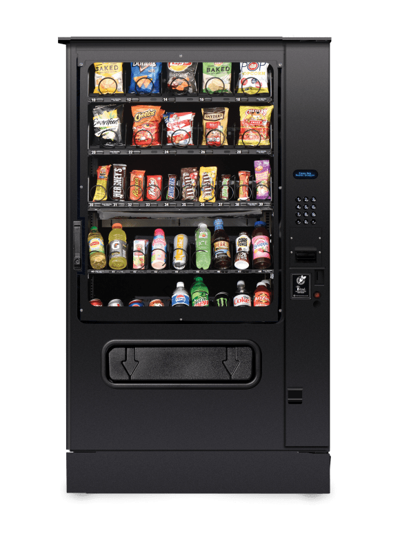 USI Alpine VT5000 Outdoor Combo Vending Machine