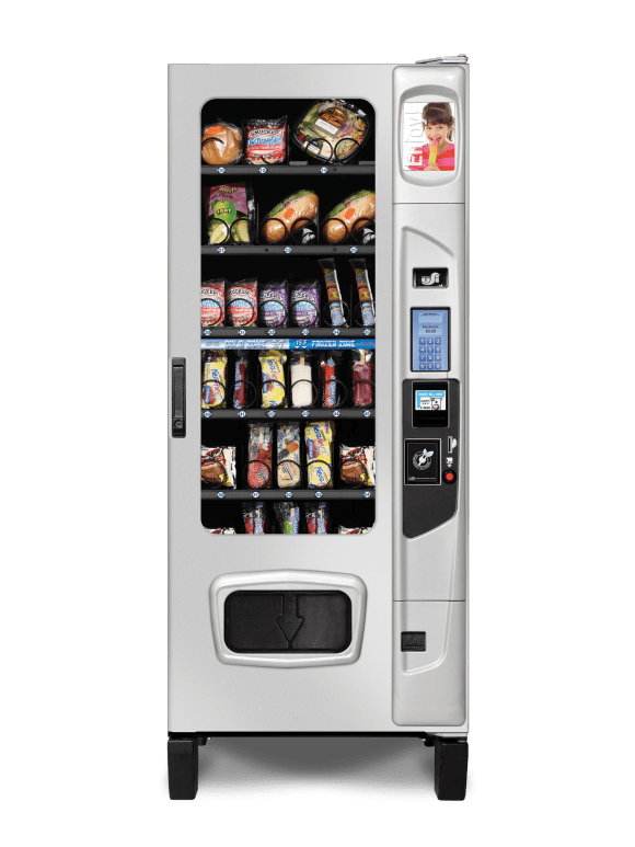 USI Alpine Combi 3000 Frozen Food Vending Machine