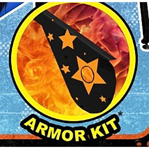 Kiss Pinball Armor Kit