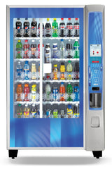 Crane BevMax MEDIA2 Drink Vending Machine