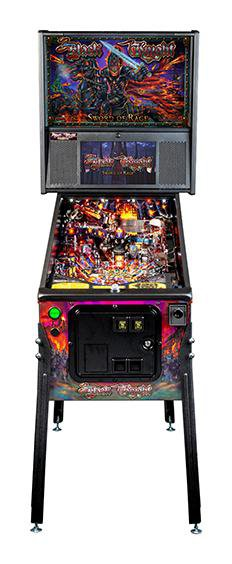 Black Knight Sword of Rage Premium Pinball - Deposit Only