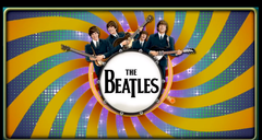 Final payment Beatles Debit Card only - Beatlemania Pinball! Gold Edition