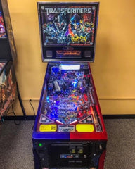 Transformers Limited Edition Combo Pinball Used