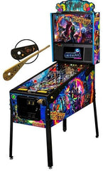 Guardians Pinball Side Armor Kit Gold!
