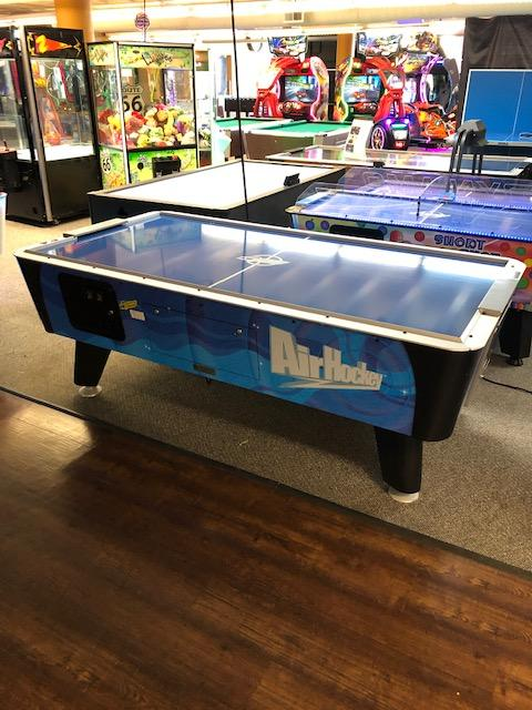 Blue Streak Air Hockey
