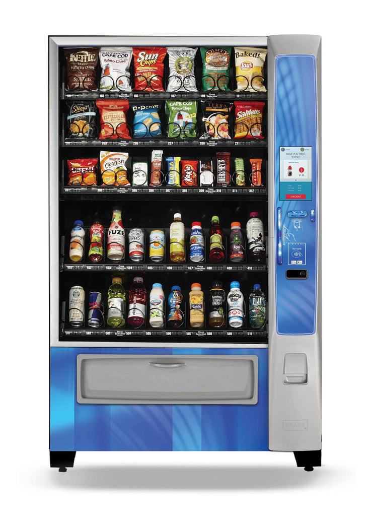 Crane Merchant Combo MEDIA2 Combo Vending Machine