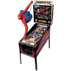 Spiderman Pinball