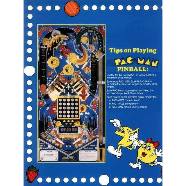 Mr. and Mrs. PacMan Pinball