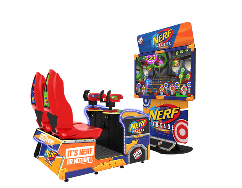 Raw Thrills Nerf Arcade