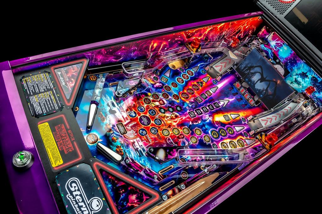 Stranger Things Limited Edition Pinball - Deposit Only