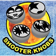Kiss Pinball Shoot Knobs and Rod
