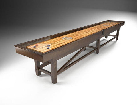 Champion Shuffleboard Sheffield Wood