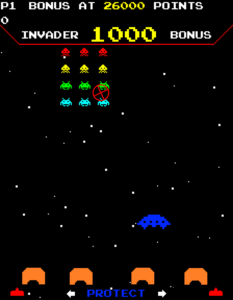 Raw Thrills Space Invaders Frenzy