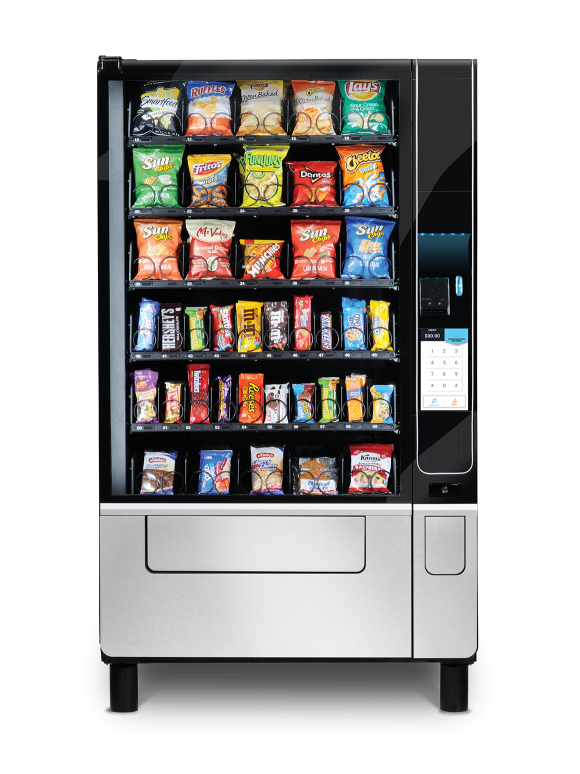USI Evoke 5 Snack Machine