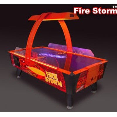 Fire Storm Air Hockey