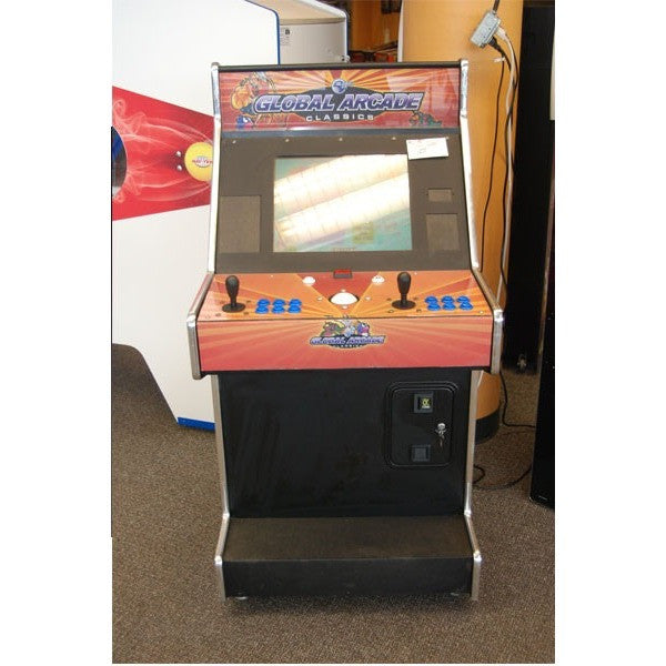 Global Arcade Flat Screen