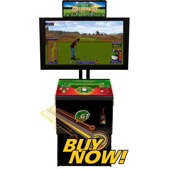 Golden Tee Golf Live Home 2017!