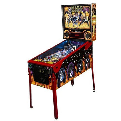Kiss Limited Edition Pinball!