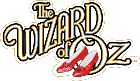 Wizard Of Oz. Yellow Brick Road