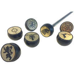 Game Of Thrones Pinball Shooter Knob Set