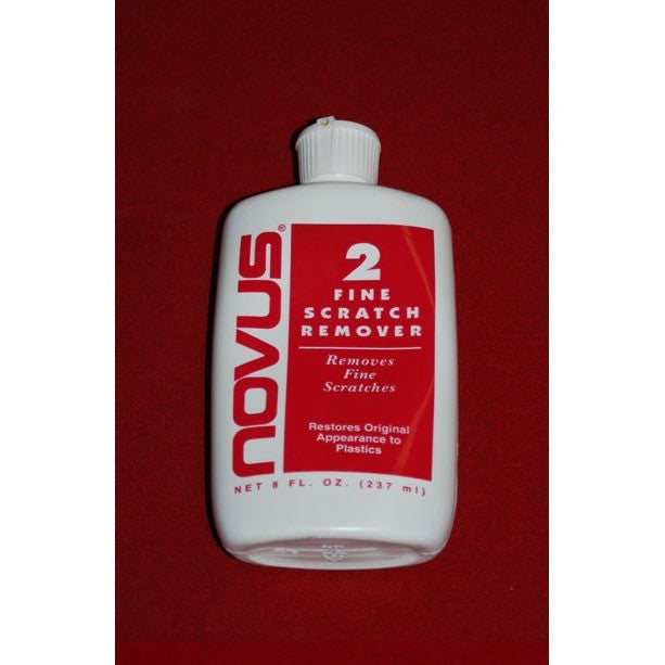 Novus 2 Plastic/Playfield Polish