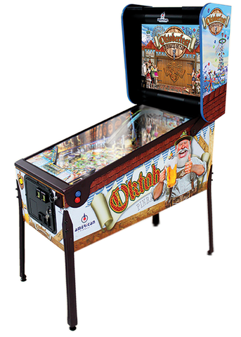 Pinball Machines | Game Exchange of Colorado