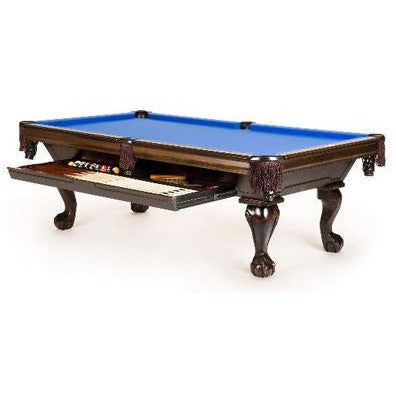 Oxford Pool Table With Drawer