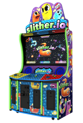 Raw Thrills slither.io