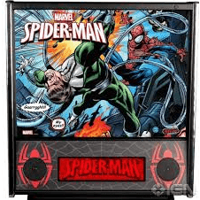Spiderman Vault Translite