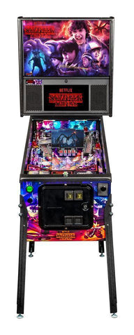 Final Payment Stranger Things Premium Pinball - Credit Card