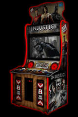Raw Thrills Injustice Arcade