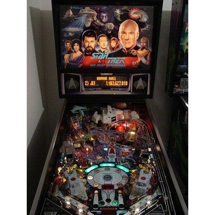 Star Trek: The Next Generation Pinball