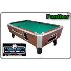 Valley Panther7 Pool Table